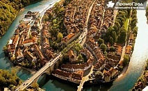 Шоколадова Швейцария - самолет и автобус (5 нощувки със закуски) - Венеция, Женева, Монтрьо, Берн, Цюрих за 499 лв.