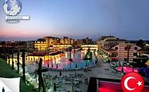 НГ, Сиде, Турция: 4 нощувки ALL INCL, 5*, транспорт, шоу програма, 445лв/човек