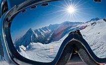 На ски в Алпите - Австрия