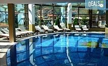 На СПА почивка в Хотел Алфарезорт Палас Чифлика, 4*! 1 нощувка със закуска и вечеря, ползване на басейни с минерална вода, топило, финландска и билкова сауни, безплатно за дете до 6.99 г.