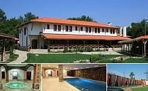 SPA почивка в Комплекс Стара Плиска - уникален културно–исторически комплекс! Нощувка със закуска + басейн и СПА пакет!