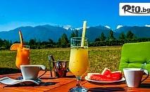 СПА почивка край Банско! Нощувка със закуска, обяд и вечеря + топъл минерален басейн и СПА, от Корнелия Бутик и Делукс and СПА
