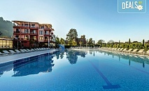 СПА почивка през зимата в хотел Елеганс Спа 3*, Огняново! 2, 3 или 4 нощувки със закуски и вечери, ползване на външен и вътрешен басейн с минерална вода, джакузи, сауна, парна баня, безплатно за дете до 3.99г.!