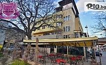 СПА почивка във Велинград до края на Октомври! Нощувка със закуска и вечеря + басейн и релакс зона, от Хотел България 3*