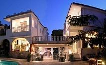 Специална цена за  почивка в Хотел Melissa Gold Coast - Ситония, в сърцето на  живописния морски курорт Псакудия за една нощувка на човек със закуска / 23 Септември 2018 до 21 Октомври 2018 г.
