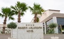 Специално предложение за ЛЯТО 2018 в Гърция, Халкидики: 3, 5 или 7 нощувки на база закуска и вечеря в хотел Hanioti Melathron 4* на цени от 156 лв на човек