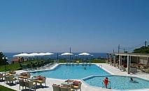 Спокойна почивка с красиви гледки в хотел Ismaros - Комотини за една нощувка със закуска, вечеря и безплатни чадъри и шезлонги на плажа и на басейна / 11.07.2017-27.08.2017