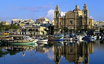 Страхотна промоция за Малта! 3 или 4 нощувки със закуски или закуски и вечери в 4-звездния Oriana At The Topaz + трансфери на цена от 205 лв!
