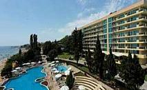Супер почивка с чадър на плажа, All Inclusive за двама в Хотел Мираж, Слънчев ден