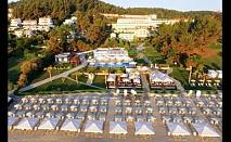 Супер предложение за почивка на Халкидики 2018 в хотел Aegean Melathron Thalasso Spa 5*: 3, 5 или 7 нощувки на база закуска и вечеря на цени от 332 лв на човек