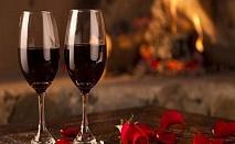 Свети Валентин в комплекс Острова, с.Бели Осъм! 1 или 2 нощувки за двама, четирима или шестима със закуски и вечери, едната празнична + релакс пакет!