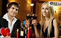 Свети Валентин в Тетевен! 2 нощувки за ДВАМА със закуски и вечери /едната романтична/, от Хотел Вит