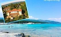 ТОП сезон на 150 метра от плажа във Вурвуру, Халкидики - Нощувка за двама, трима или четирима в студио с напълно оборудвана кухня от комплекс Filio Sonia, Гърция