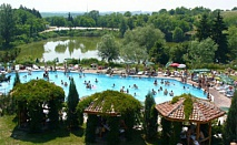 Топъл външен басейн в есенните дни! Парк Хотел Гривица - две, три или четири нощувки + закуски + обяди + вечери на цени с 50% намаление!
