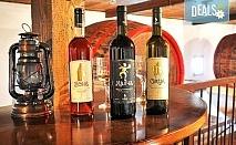 Уикенд екскурзия до Ниш и винарна Малча през декември с Глобус Турс! 1 нощувка със закуска и вечеря, транспорт и дегустация местни вина и сирена