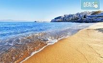 Уикенд в Кавала и Керамоти, с възможност за плаж на о. Тасос! 1 нощувка и закуска, транспорт и екскурзовод