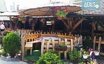 Уикенд почивка Лесковац, Сърбия, през юли! 1 нощувка със закуска и вечеря с жива музика и неограничени напитки в хотел Грош 2*, възможност за транспорт