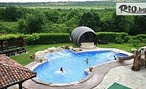 Уикенд почивка в Старосел! Нощувка със закуска, винен тур + СПА и минерални басейни, от Комплекс Старосел