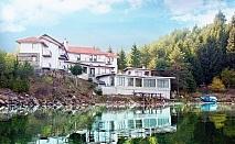 Уикенд в Сърница! Две нощувки на човек със закуски и вечери с неограничено количество алкохол + релакс пакет в хотел Емили