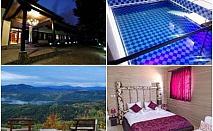 Уют в Родопите. Нощувка, закуска, вечеря + топъл басейн и СПА зона в Планински Изглед****