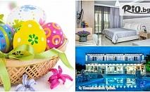 Великден в Гърция! 3 нощувки със закуски и вечери в Anna Hotel 3*, Халкидики–Касандра, от Космополитън Травъл
