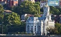 Великден в Истанбул, Турция! 3 нощувки със закуски в хотел 3*, транспорт, посещение на църквата Св. Стефан и Одрин!