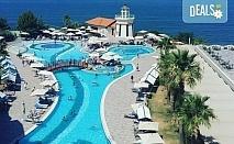 Великден или Майски празници в Sea Light Resort Hotel 5*, Кушадасъ, Турция! 4, 5 или 7 нощувки на база 24 ч. Ultra All Inclusive, възможност за транспорт!