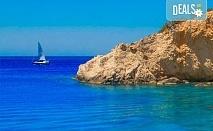 Великден на приказно красивия остров Лефкада! 3 нощувки със закуски в Avra Beach 3*, Нидри, транспорт и екскурзовод