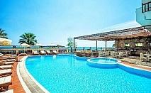 Започнете лятото на море в Гърция - ТРИ нощувки, закуска, вечеря и безплатен паркинг в хотел Possidi Paradise - Касандра / 24.05.2019 - 31.05.2019