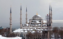 Зимна оферта за Истанбул и Одрин от В. Търново, Казанлък, Ст. Загора и Русе, с Караджъ Турс! 2 нощувки със закуски в хотел 2*/ 3*, транспорт, тур в Истанбул и бонуси