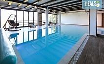 Зимна почивка в село Лещен! Нощувка със закуска и вечеря в хотел Лещен 2*, ползване на закрит басейн, сауна, парна баня и приключенски душ, безплатно за дете до 5.99 г