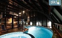 Зимна почивка на супер цена в СПА Хотел Евридика 3*, Девин! Нощувка с изхранване по избор, закрит терапевтичен басейн с минерална вода, джакузи с минерална вода, безплатно за деца до 3.99 г.