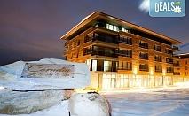 Зимна приказка в Бутиков хотел Корнелия 3*, Банско! Нощувка и закуска, ползване на закрит басейн с минерална вода и релакс зона, безплатно за дете до 5.99 г.