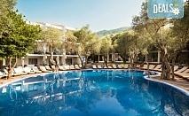 4-звездна почивка в Черна гора! 5 нощувки със закуски и вечери във Vilе Oliva, транспорт, фотопауза на Шкодренското езеро и о-в Свети Стефан