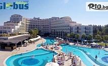 5-звездна почивка в Кушадасъ! 5 или 7 нощувки на база ULTRA All Inclusive в Sea Light Resort Hotel 5*, със собствен транспорт, от Глобус Холидейс