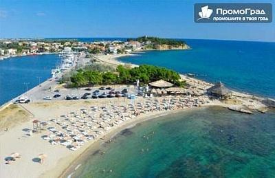 С дъх на море и олеандри - Плаж Фанари, тръгване от Пловдив за 39 лв.