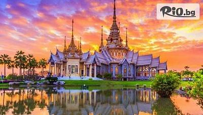 """18-дневен Круиз """"Най-доброто от Азия"""" - Сингапур, Тайланд, Камбоджа и Малайзия! 14 нощувки на пълен пансион на борда на Costa Fortuna + самолетни билети, от Травел Холидейс"""
