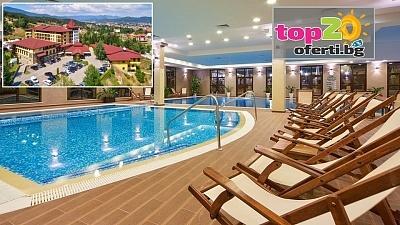 5* Есен! Нощувка със закуска и вечеря + Вътрешни Минерални басейни, СПА пакет и Детски кът в Гранд хотел Велинград 5*, Велинград, на цени от 79 лв./човек