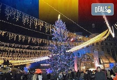 Коледно настроение в Букурещ с Дари Травел! Транспорт, водач и панорамна обиколка с местен екскурзовод