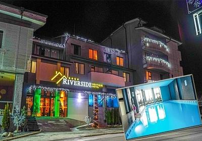 Майски празници в Банско! Нощувка на човек със закуска + вечеря пo избор + басейн и релакс пакет в хотел Ривърсайд****