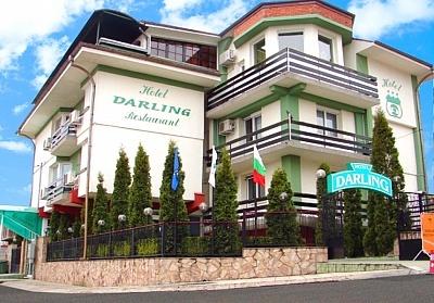 Нощувка на човек със закуска или закуска и вечеря в хотел Дарлинг, Драгалевци. Дете до 16г. – безплатно!