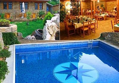 1, 3 или 5 нощувки на човек със закуски в хотел Перла, Арбанаси