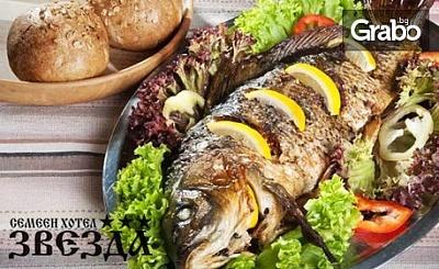Отпразнувай Никулден край Бургас! 1 или 2 нощувки със закуски и празнична вечеря