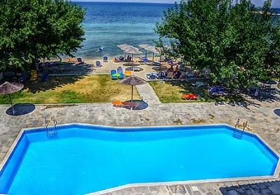 През цялото лято All Inclusive на о.Тасос в Sunrise Beach- Нощувка в супериорна стая + басейн!