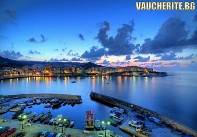 Нова Година в Малта! 4 нощувки със закуски в хотел 4* по избор  + самолетен билет и трансфер + представител по време на престоя