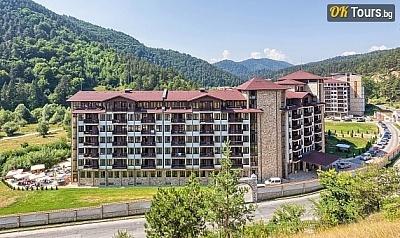 Релакс сред природата в Балнео Хотел Свети Спас - Велинград. Oтдих в Родопите в най-добрия Балнео Хотел на Балканите!