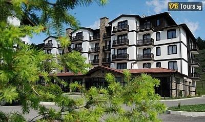 Уикенд пакет в хотел 3 Планини, Разлог. Две нощувки със закуска или закуска и вечеря за двама в хотел 3 Планини - цена 70лв. на човек